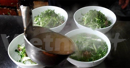 """April 4 announced as Day of Vietnam's traditional """"pho"""" in Japan hinh anh 1"""