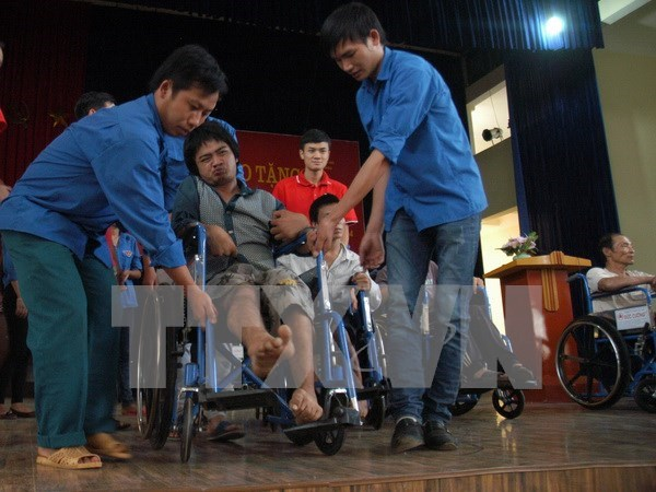 Vietnam intensifies rights of the disabled hinh anh 1