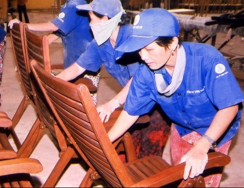 Local wood makers should develop domestic market hinh anh 1