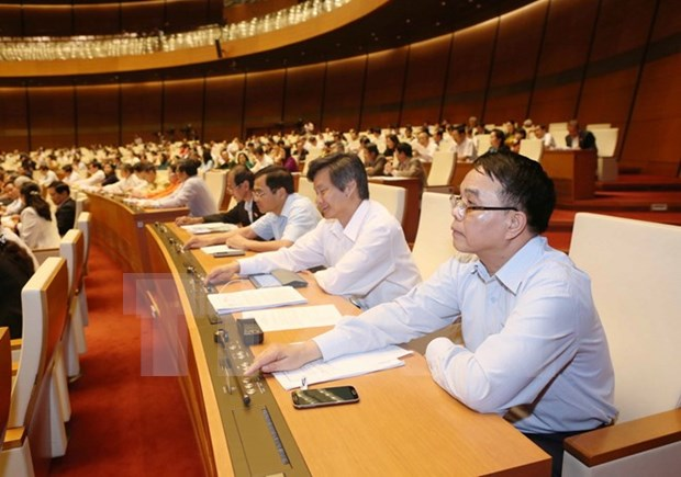 New Child Law maintains legal age of children at 16 hinh anh 1