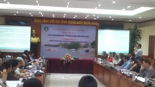 Water supply to shift from subsidised to market mechanism hinh anh 1