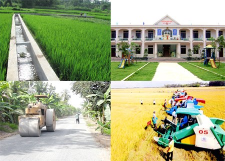 Criteria set for new-style rural areas hinh anh 1