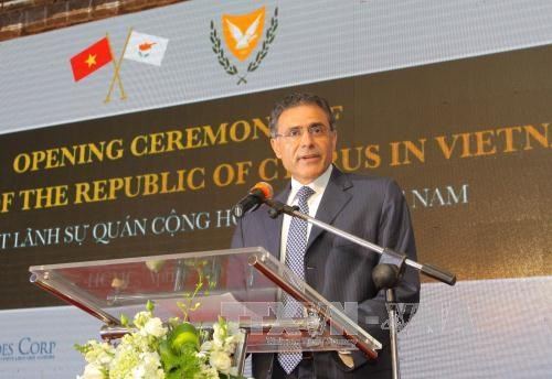 Cyprus opens consulate general in Vietnam hinh anh 1