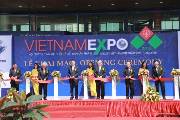Vietnam Expo to enhance regional, global economic links hinh anh 1
