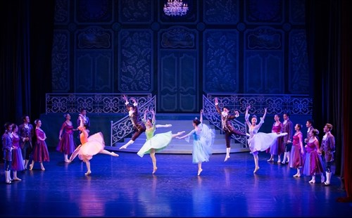 Cinderella ballet to be performed this week hinh anh 1