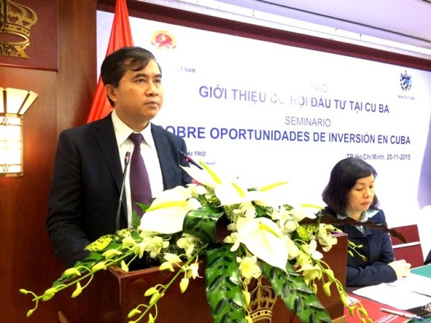 Vietnam, Cuba to boost economic, investment cooperation hinh anh 1