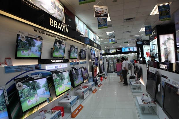 Electronics, refrigeration retail to make gains hinh anh 1