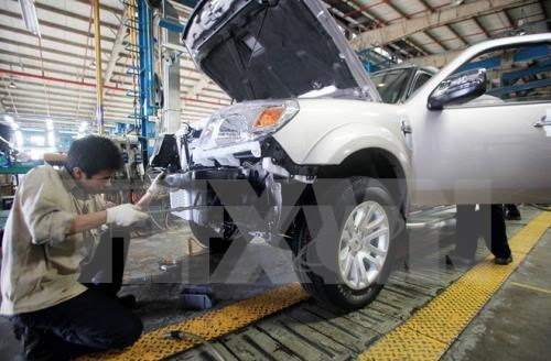 Ford Vietnam enjoys record sales in March hinh anh 1