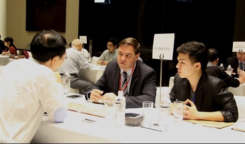 Canadian exporters discuss pork trade with Vietnam hinh anh 1