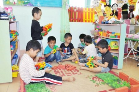 Child safety at preschools intensified hinh anh 1