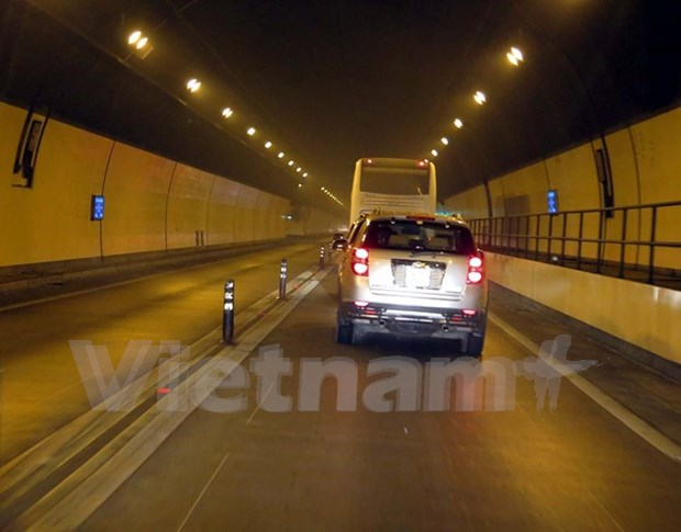 Phuoc Tuong, Phu Gia tunnels to be widened hinh anh 1