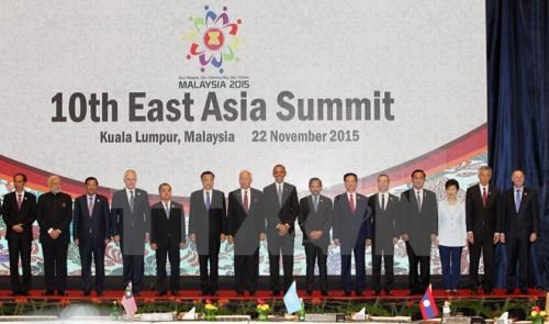 EAS member countries set up exchange mechanism hinh anh 1
