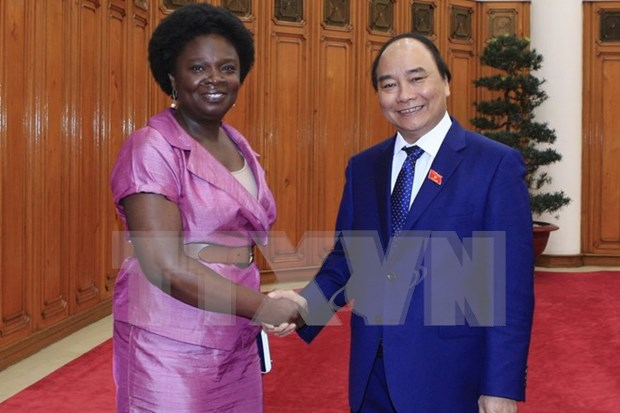 New PM affirms continued cooperation with WB hinh anh 1