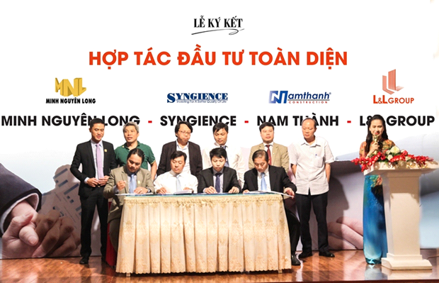 Singaporean group invests in HCM City's property market hinh anh 1
