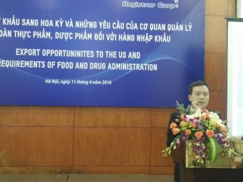 US requirements for imported goods reviewed hinh anh 1