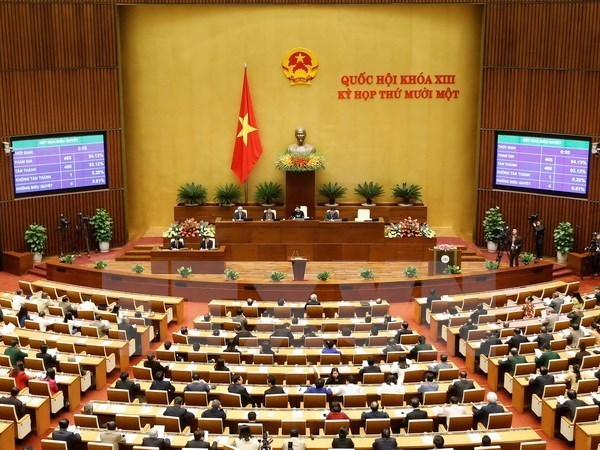 18th working day of NA's 11th meeting hinh anh 1
