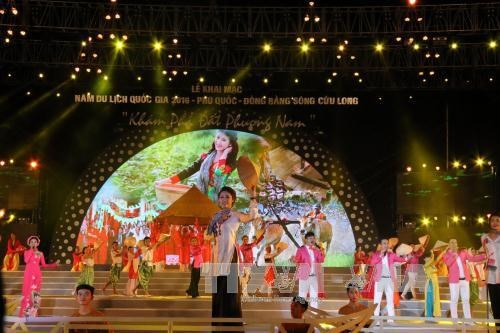 National Tourism Year invites visitors to discover southern land hinh anh 1