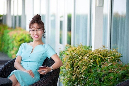 Three Vietnamese on Forbes Asia's 50 power businesswomen hinh anh 1