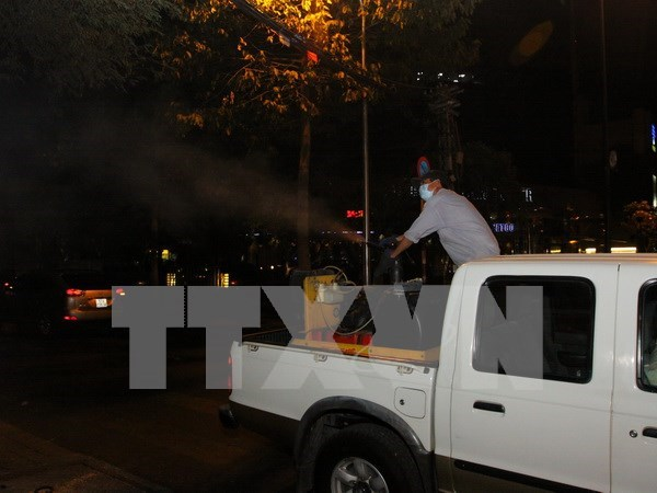 Localities take precautions against dengue fever, Zika virus hinh anh 1
