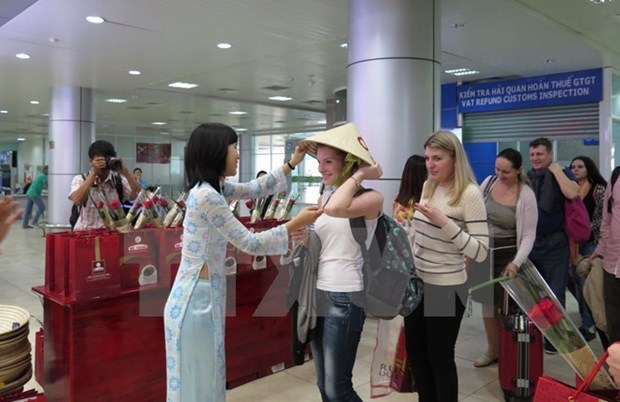 Russian tourist arrivals to Vietnam rise by 13.5 percent in Q1 hinh anh 1