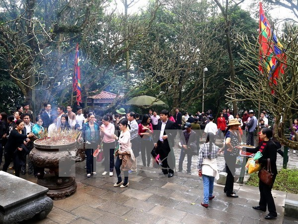 Rituals held to commemorate nation's legendary founder hinh anh 1