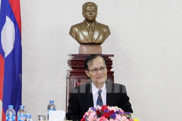 Lao 8th NA's first meeting to focus on crucial issues hinh anh 1