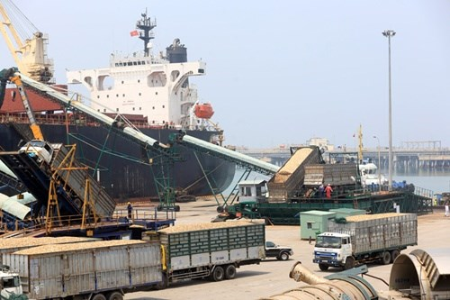 Vietnamese firms want clear transport fees hinh anh 1