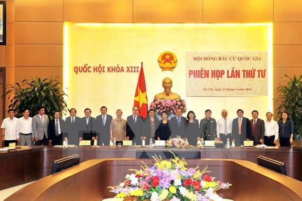 National Election Council convenes fourth session hinh anh 1