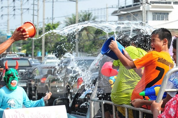 Thailand: scorching weather likely during Songkran festival hinh anh 1