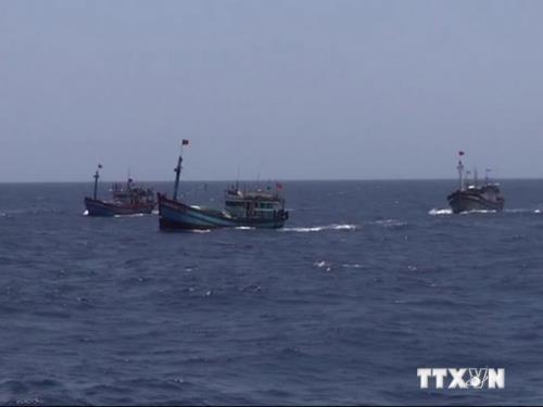 Malaysia detains 6 Vietnamese fishermen hinh anh 1