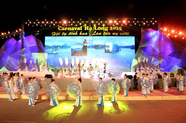 Carnaval Ha Long 2016 to take place on April 30 hinh anh 1