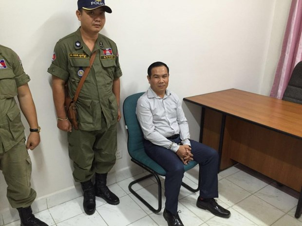 Cambodian gov't to not forgive anyone inciting social chaos hinh anh 1