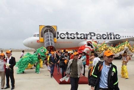 Jetstar to launch Da Nang-Osaka route hinh anh 1