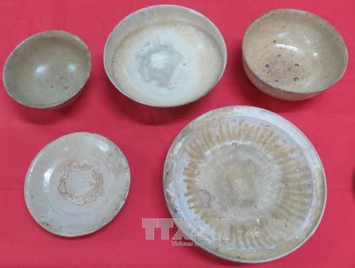Nam Dinh Museum receives over 60 antiques hinh anh 1