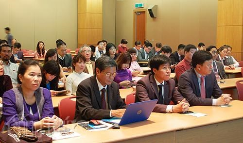 Vietnam-RoK forum connects SMEs hinh anh 1