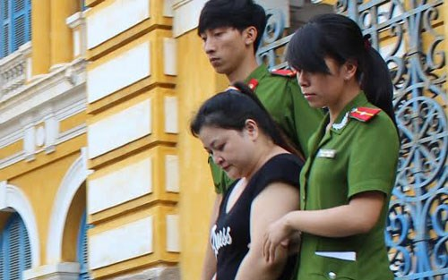 Filipino woman receives death sentence for cocaine smuggling hinh anh 1