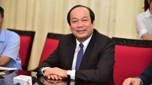 New government spokesman outlines goals, plans hinh anh 1