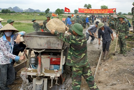 Quang Ninh helps disadvantaged communes escape poverty hinh anh 1