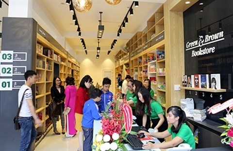Central city to build first community book centre hinh anh 1