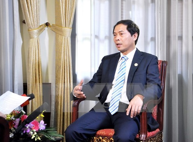 Vietnam helps deepen Asia-Europe partnership hinh anh 1