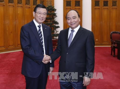 PM: Vietnam welcomes Kumho Asiana's investment hinh anh 1