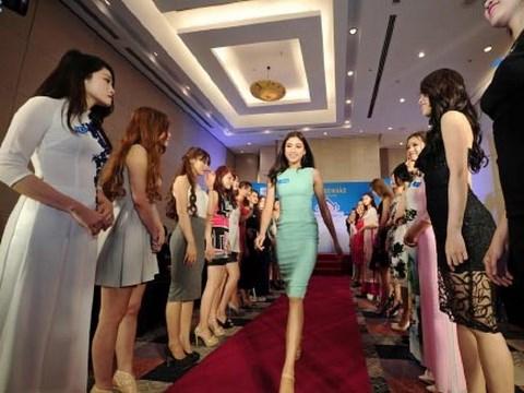 Miss Sea Vietnam pageant honours sea, island beauty hinh anh 1