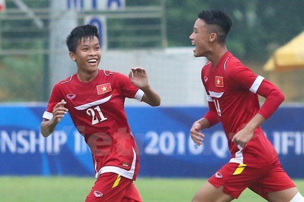 Vietnam placed in Group A at ASEAN U-16 tournament hinh anh 1