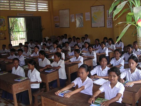 Cambodia bolsters education on culture of peace hinh anh 1