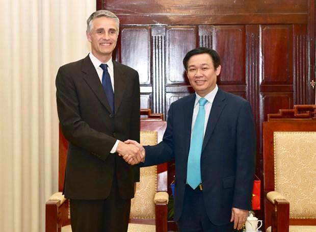 IMF positively evaluates Vietnam macro-economy hinh anh 1