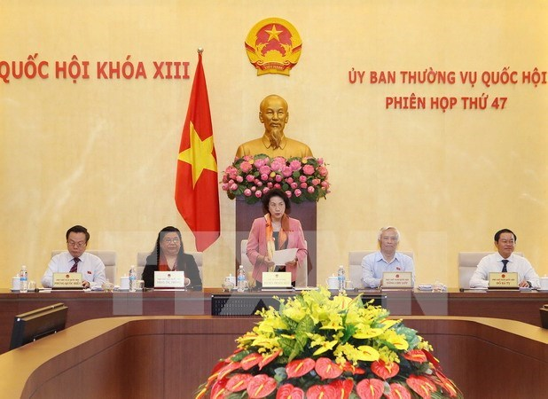 First new NA session: High-level State personnel top agenda hinh anh 1