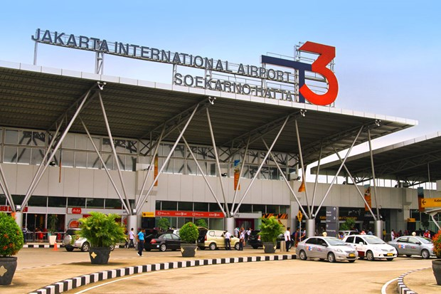Int'l airport in Jakarta to link with 70 countries hinh anh 1