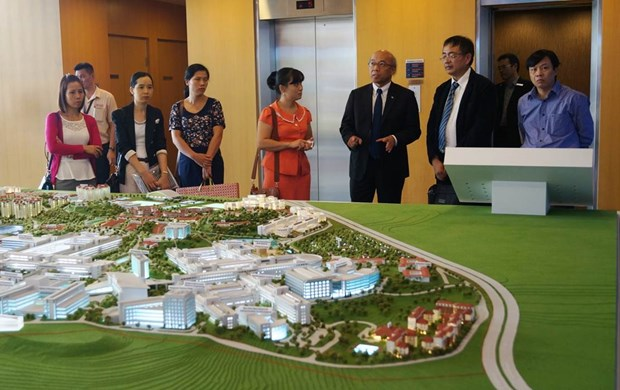 Planning work to focus on sustainable development hinh anh 1