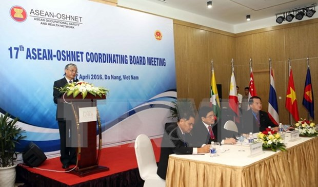 Coordinating board of ASEAN occupational safety network meets hinh anh 1