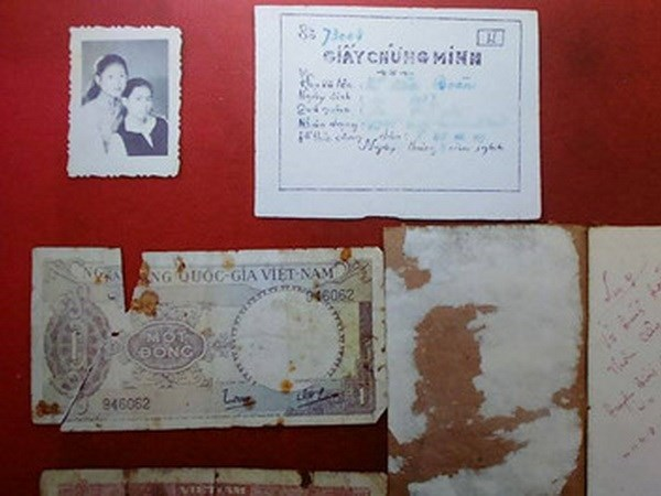 War memories shown in Hanoi exhibition hinh anh 1